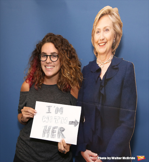 Photo Coverage: Broadway for Hillary Hosts 'CALLS FOR CLINTON' Phone Bank