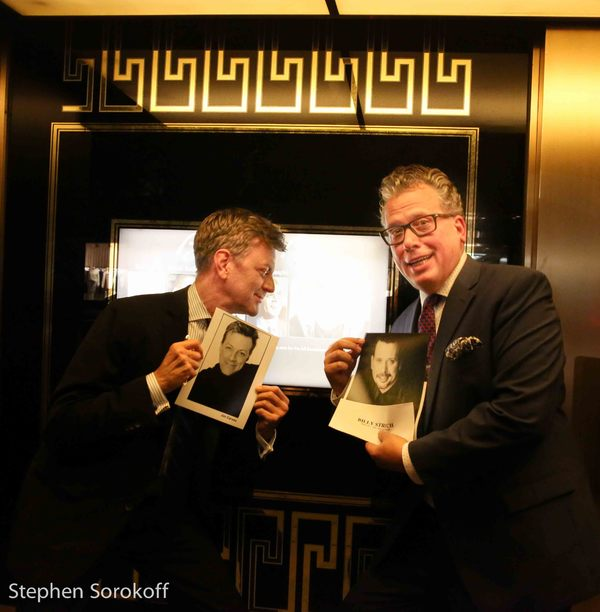 Photo Coverage: Jim Caruso and Billy Stritch Kick Off Bemelmans Residency at The Carlyle