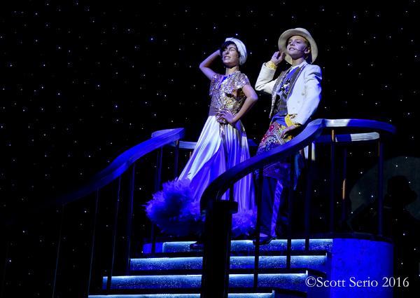 Fulton Theatre's Billy Elliot : The Musical (©Scott Serio 2016)