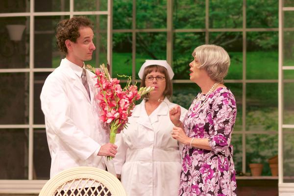 Charles Roth, Lynn Nissenbaum, and Jody Bayer