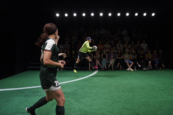 Photos: First Look at All-Female Soccer Play THE WOLVES Off-Broadway