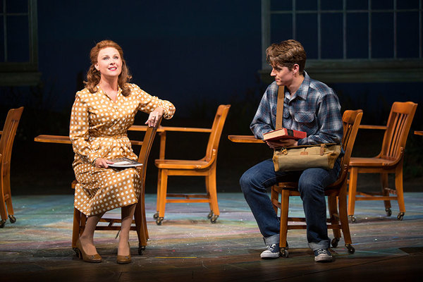Photo Flash: First Look at Kyle Selig and More in OCTOBER SKY's West Coast Debut at The Old Globe