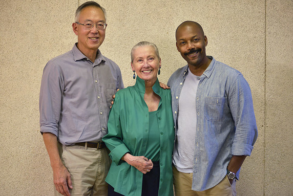 Ted Shen, Paulette Haupt, T. Oliver Reid
