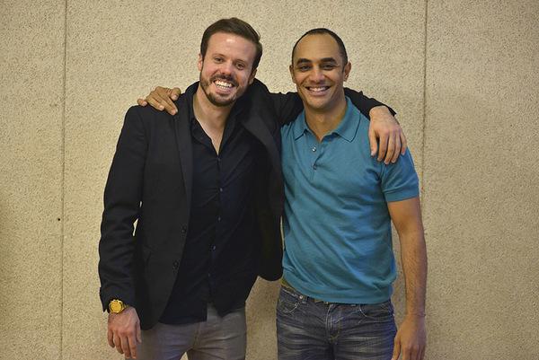 Michael Thurber, Saheem Ali (Director/Words The Booty Call) Photo