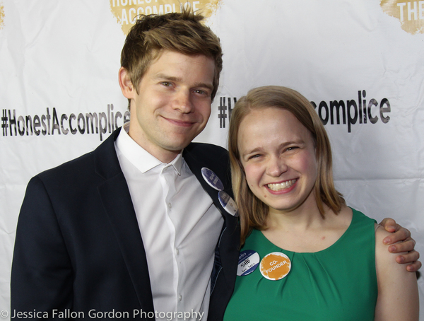 Andrew Keenan-Bolger and Maggie Keenan-Bolger Photo