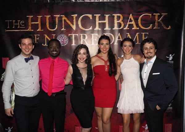 Photo Coverage: Curtain Call and Press Night Celebration Of McCoy-Rigby's HUNCHBACK OF NOTRE DAME at La Mirada Theatre
