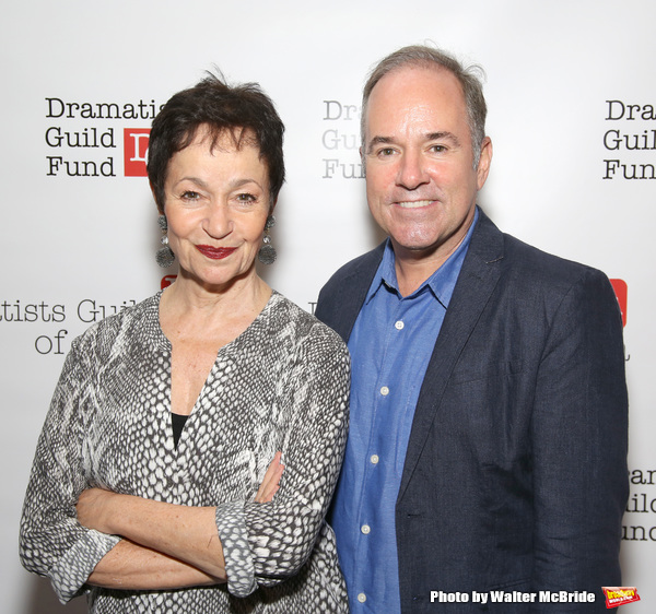 Lynn Ahrens and Stephen Flaherty