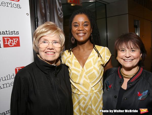 Helen Lee Henderson, Chisa Hutchinson and Iris Rainer Dart