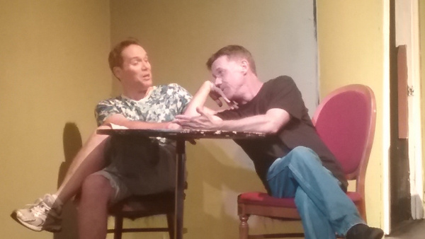 Photo Flash: First Look at StreetLamp Productions' Inaugural Production COMFORT IN SILENCE