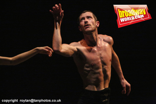 Photo Exclusive: First Look at the London Premiere of L-E-V at Sadler's Wells