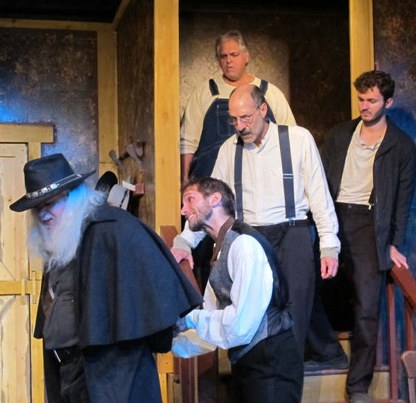 Photo Flash: First Look at THE TAVERN at Bridge Street Theatre