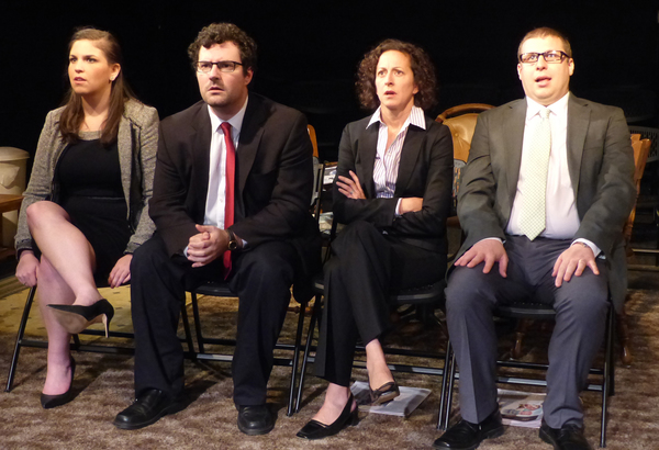 Photo Flash: Genesis Theatricals Presents THE PEOPLE'S CHOICE