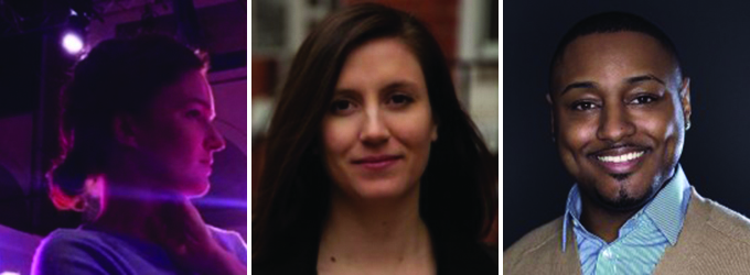 Clubbed Thumb Names 2016-17 Early-Career Directing Fellows