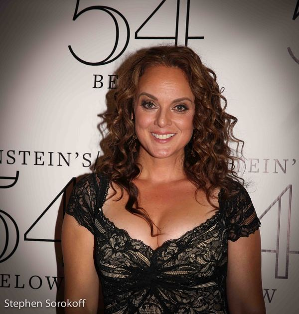 Photo Coverage: Melissa Errico Brings 'FUNNY!' Back to Feinstein's/54 Below
