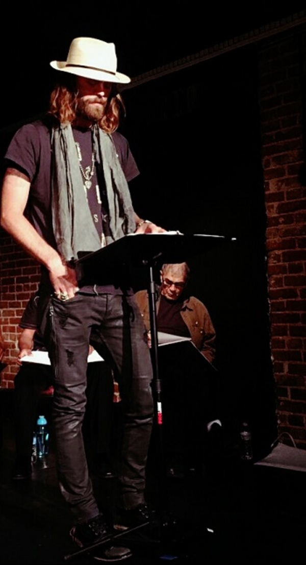 Photo Flash: Robert Forster, Mira Sorvino and More Take Part in River Street's 110 STORIES Commemoration