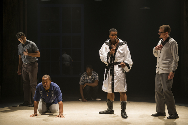Photo Flash: Court Theatre Presents THE MAN IN THE RING