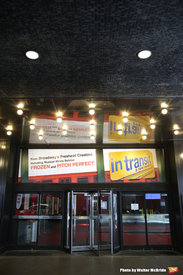 UP ON THE MARQUEE: Broadway's First A Cappella Musical IN TRANSIT