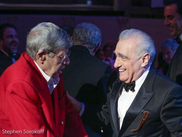 Jerry Lewis & Martin Scorsese