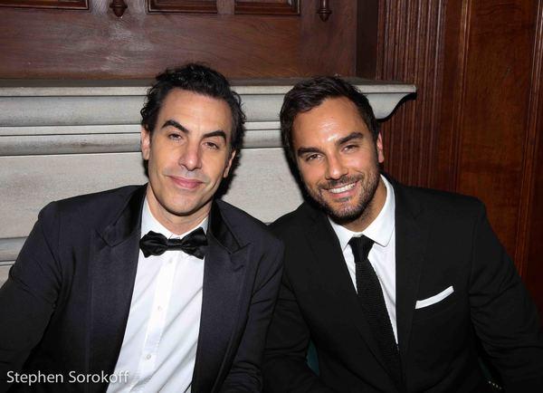 Sacha Baron Cohen &  Anthony DiCarlo