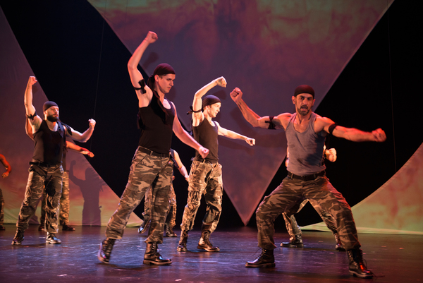 Photo Coverage: Evolution Dance Theatre's World Premiere of FOLLOW YOUR HEART