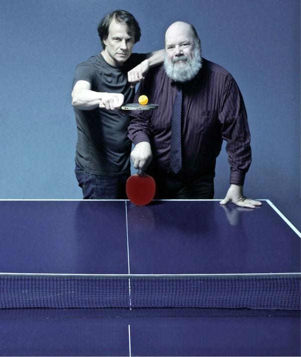 Christopher Patrick Mullen and John Alin