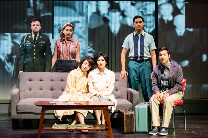 BWW Review: A MEXICAN TRILOGY: An American Story: A Legacy of Letting Go