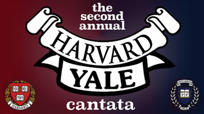 BWW Review: Yale Edges Out Harvard 32-31 in the Wildly Entertaining Second Annual HARVARD-YALE CANTATA at Feinstein's/54 Below