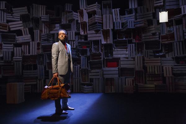 Photos: First Look at Helder Guimaraes in VERSO Off-Broadway