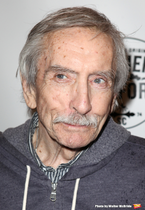 Edward Albee attending the Broadway Opening Night Performance of 'A Streetcar Named Desire' at the Broadhurst Theatre on 4/22/2012 in New York City.