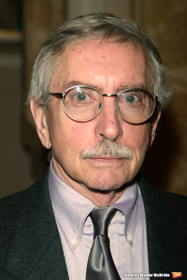EDWARD ALBEE attending the Signature Theatre Company.Honors Event at the Essex House, Photo