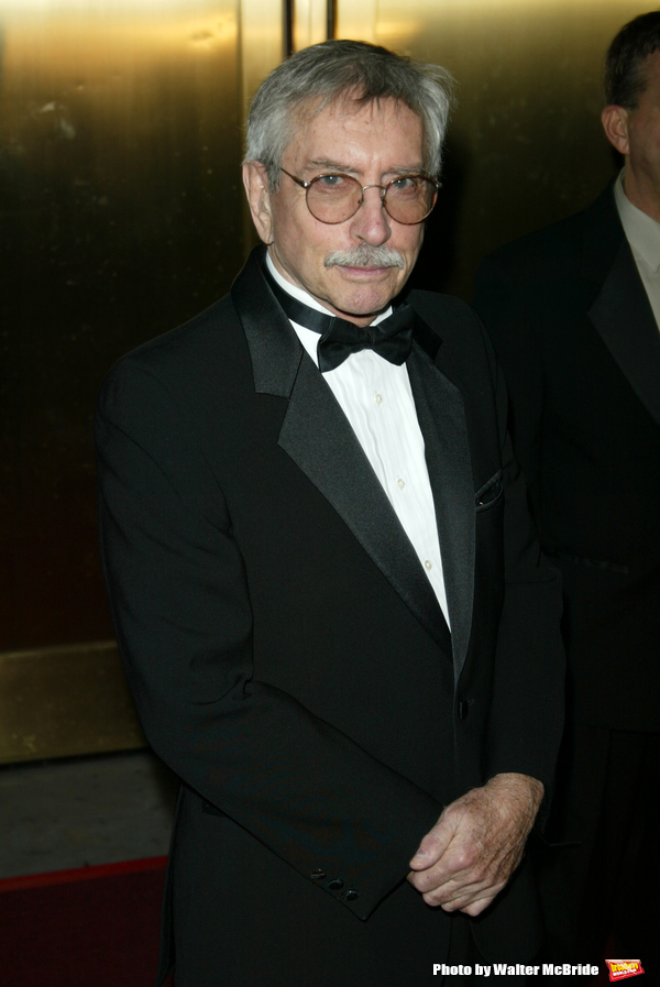 EDWARD ALBEE attending The 56th Annual Tony Awards.Radio City Music Hall.New York City.June 2, 2002.