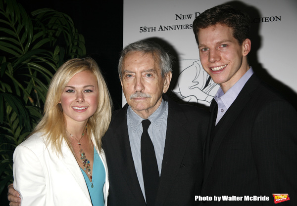 attending the New Dramatists 58th Annual Spring Luncheon to honor Edward Albee at the Mariott Marquee Hotel in New York City..May 17th, 2007.