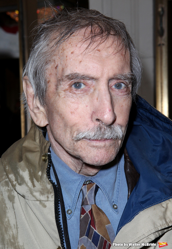 Edward Albee attinding the Broadway Opening Night Performance of.'Gore Vidal's The Be Photo