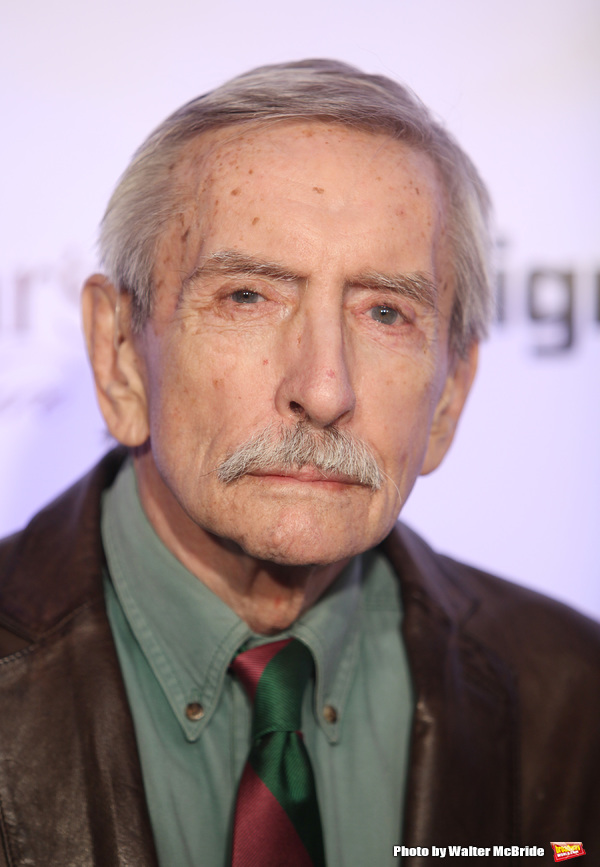 Edward Albee attending The Signature Theatre Center Opening Gala Celebration honoring Photo