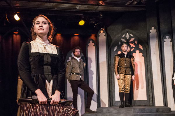 Photo Flash: First Look at Synchronicity Theatre's ANNE BOLEYN