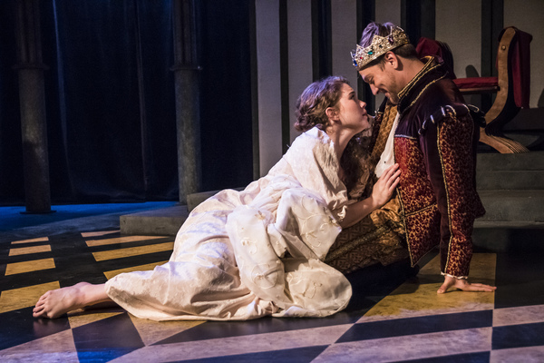 Photos: First Look at Synchronicity Theatre's ANNE BOLEYN