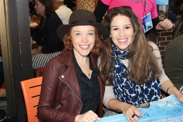 Jessica Keenan Wynn and Chilina Kennedy
