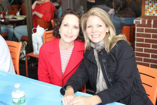 Bebe Neuwirth and Kelli O'Hara