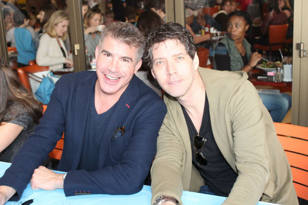 Bryan Batt and James Barbour