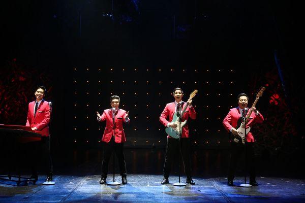 Christian Bautista, Nyoy Volante, Markki Stroem, Nino Alejandro