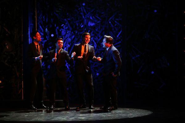 Christian Bautista, Nyoy Volante, Marrki Stroem, Nino Alejandro