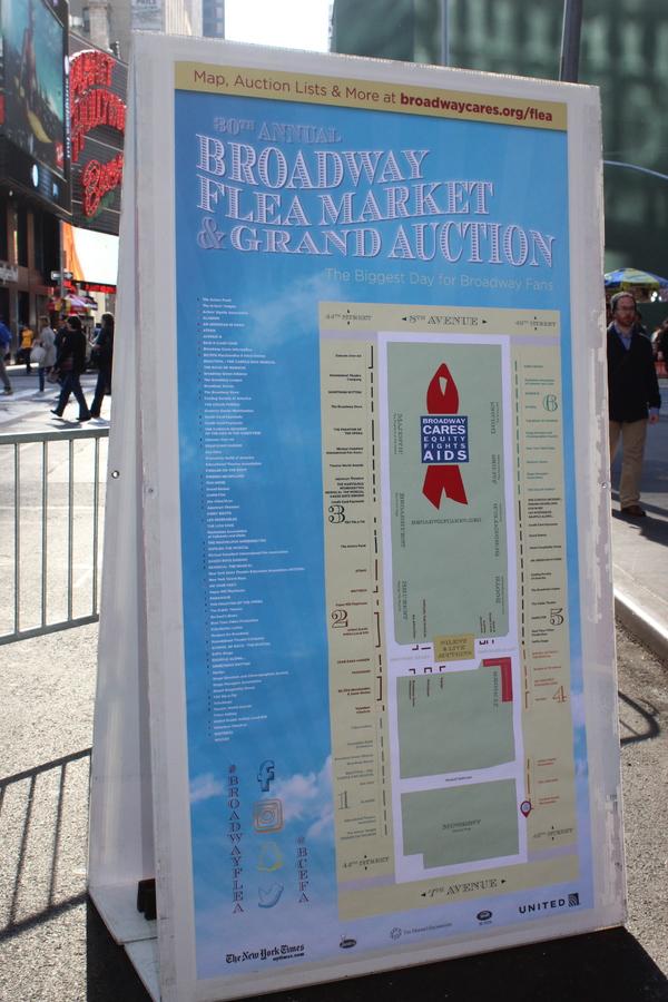 Broadway Flea Market-Auction Sunday: Big Day BC/EFA ...