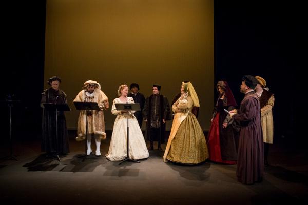 Photo Flash: Austin Shakespeare's Wolf Hall