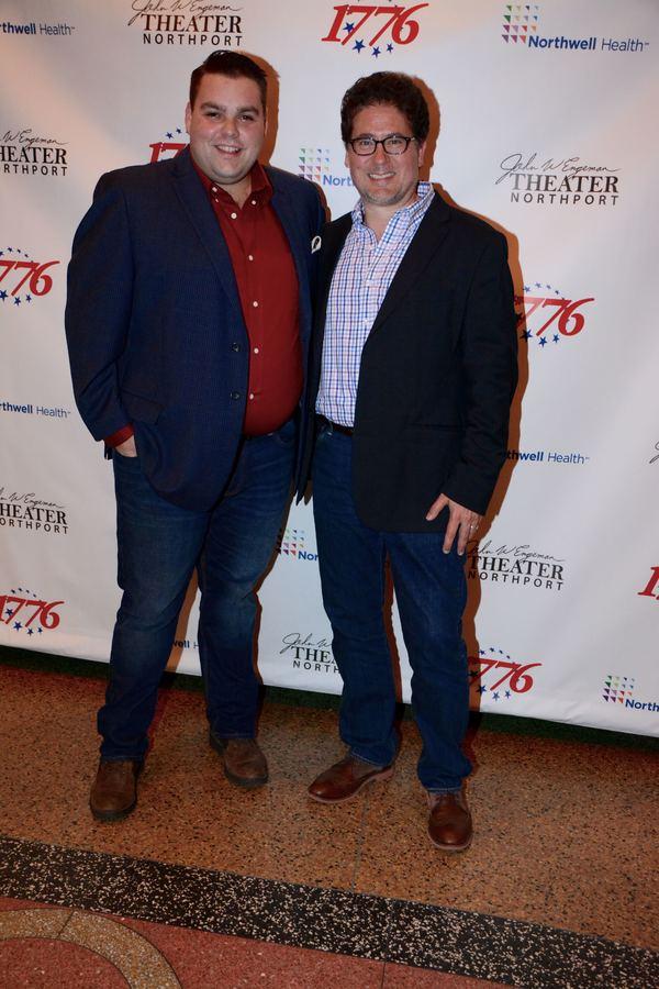 Andrew Hendrick and Igor Goldin