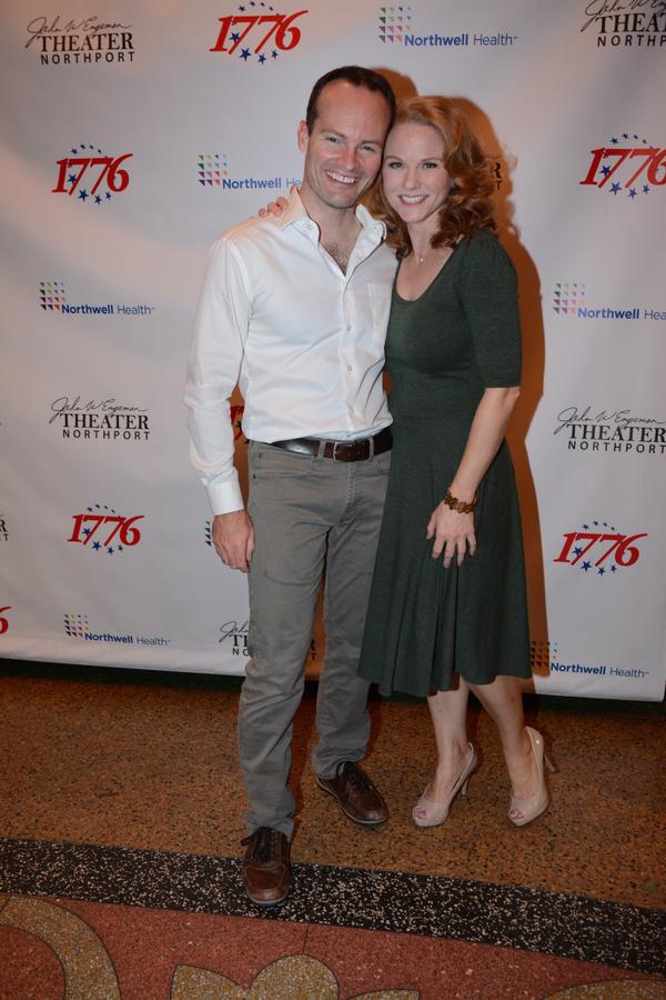 Jamie Laverdiere and Jennifer Hope WIlls