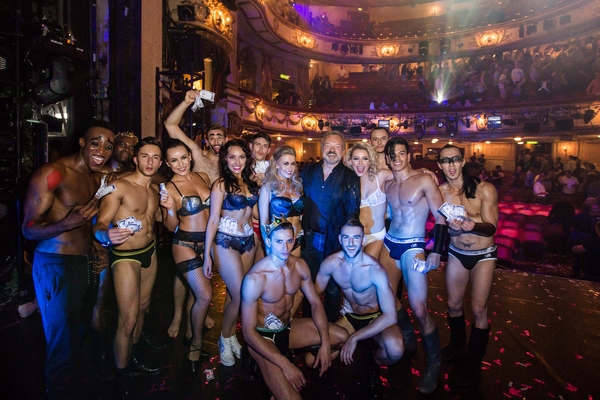 Photo Flash: WEST END BARES Is 'Bigger and Barer Than Ever Before'