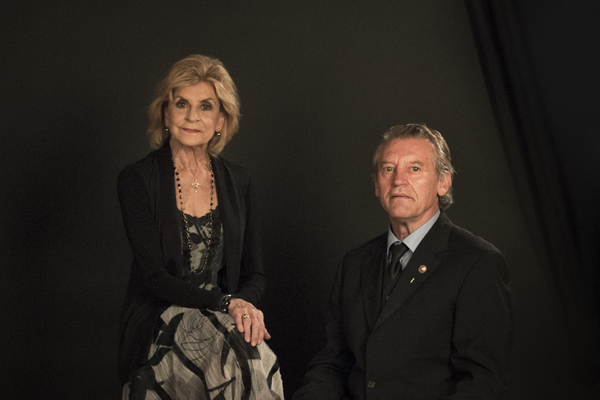 Concetta Tomei & Gordon Joseph Weiss