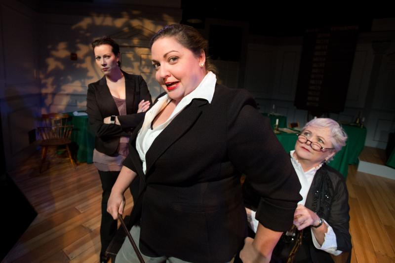BWW Review: Mad Cow's All-Female '1776' is Stunningly Moving, Revolutionary Theatre