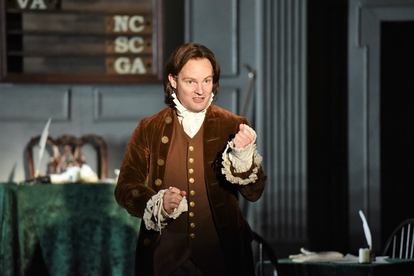 Photo Flash: First Look at Jamie LaVerdiere, David Studwell and More in 1776 at the Engeman