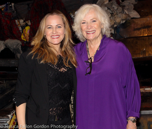 Mamie Parris and Betty Buckley
